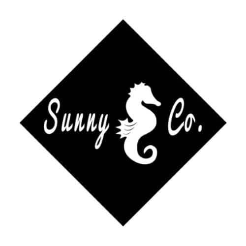 Image result for sunny clothing company logo